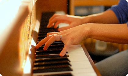 Где научиться фортепиано