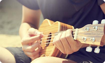Гавайская гитара с нуля