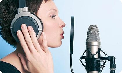 Как развить голос для пения