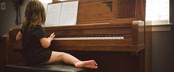 Обучение фортепиано с нуля