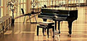 Занятия фортепиано