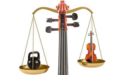 Тяжело ли учиться играть ан скрипке