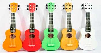 Уроки гавайской гитары